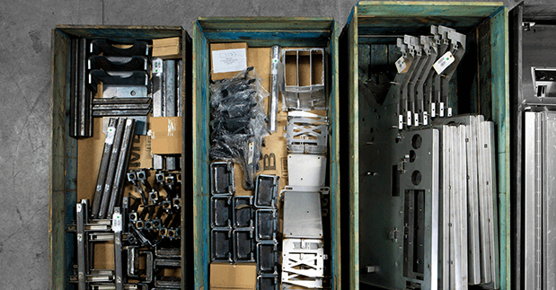 Préparation de kits